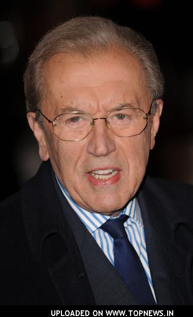 ... Home David Frost David Frost At quot Bucket List quot London Premiere ... - David-Frost