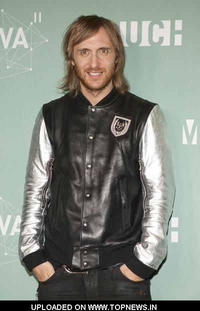 David Guetta at 2011 MuchMusic Video Awards - Press Room