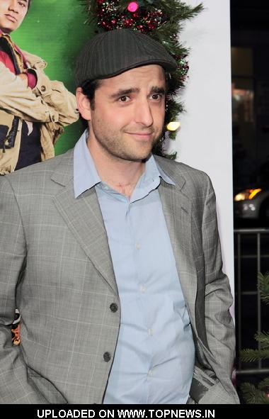 "David Krumholtz at ""A Very Harold & Kumar 3D Christmas"" Los Angeles Premiere - Arrivals"