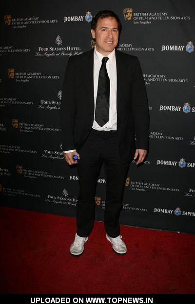 David O. Russell at 2011 BAFTA Los Angeles Award Season Tea Party - Arrivals