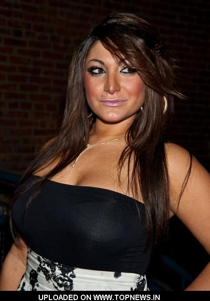 Deena Nicole Cortese Hosts Halfway To The Jersey Shore Party at McFadden's in Philadelphia