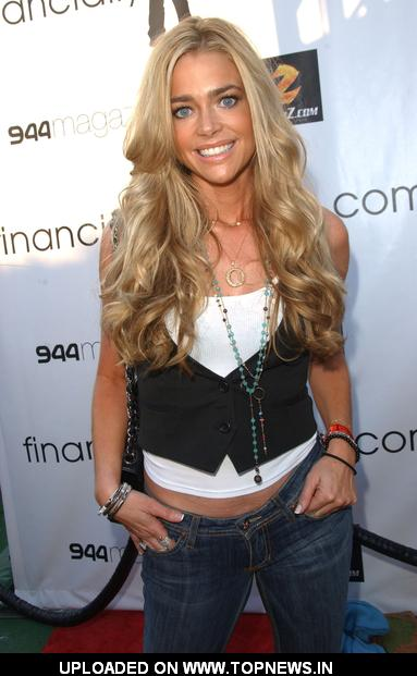 denise richards. Denise Richards at 2nd Annual