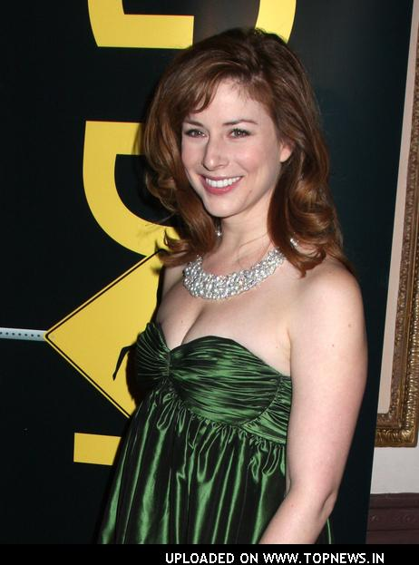 Diane Neal at G'Day USA: Australia Week 2008 - Australia Day Black Tie Gala - Red Carpet Arrivals
