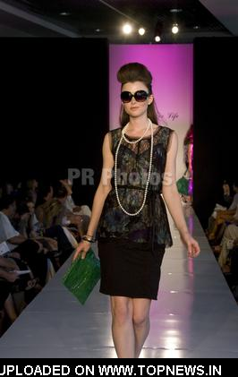 Diane Samandi Collection at Fashion For Life 2008 Celebrating Hearts & Hope with Style