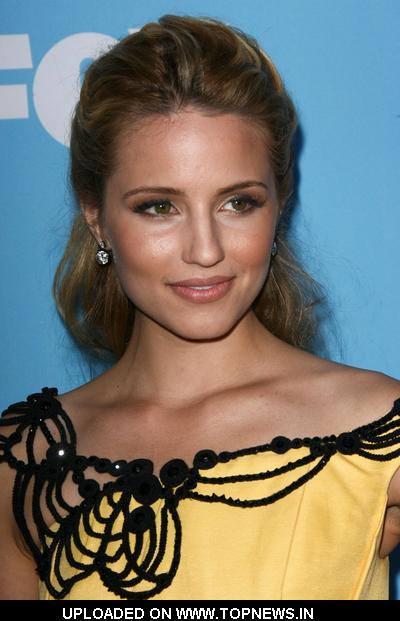 dianna agron Glee march pm