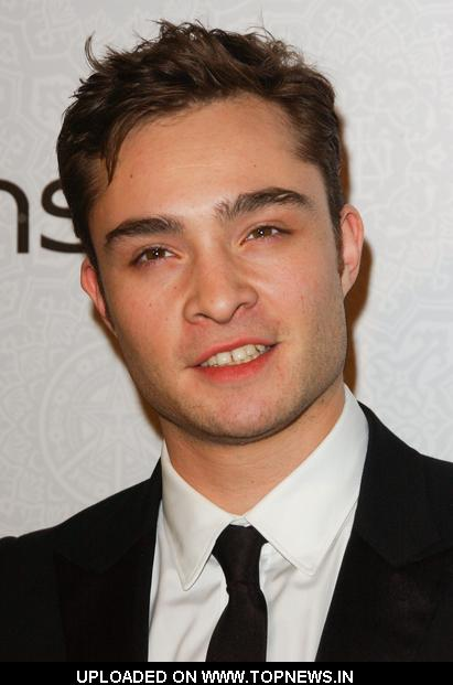 "Ed Westwick at The Art Of Elysium's 3rd Annual ""Heaven"" Black Tie Charity Gala - Arrivals"