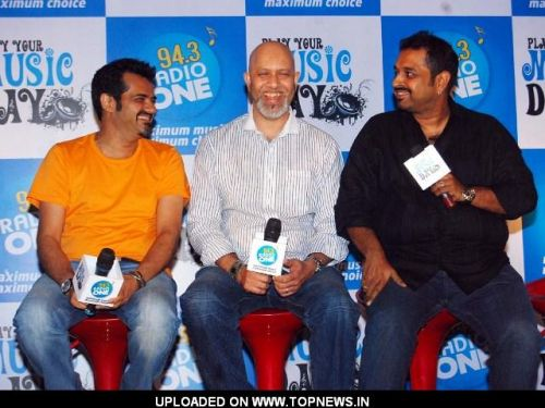 Shankar Ehsaan Loy the new brand ambassadors for 94.3 Radio One