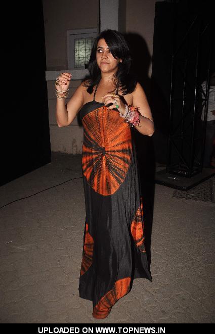 Ekta Kapoor at Chivas Studio events