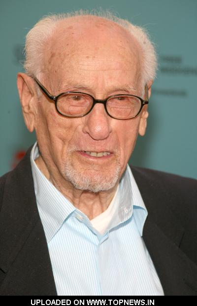 The legendary Eli Wallach