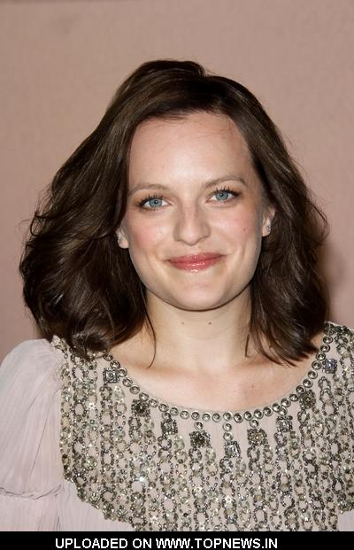 Elisabeth Moss at 2011 Hollywood Foreign Press Association Annual Installation Luncheon - Arrivals
