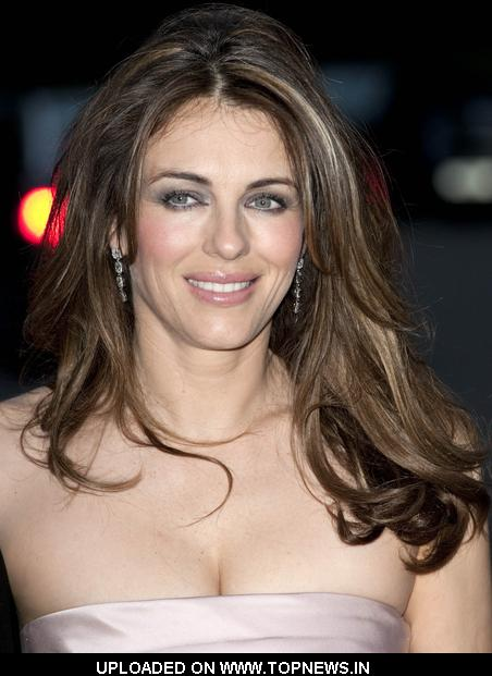 "Elizabeth Hurley at Caudwell Children's 2009 ""Butterfly Ball"" - Arrivals"