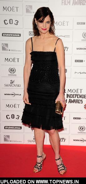 Elizabeth McGovern at The Moet British Independent Film Awards 2011 - Arrivals