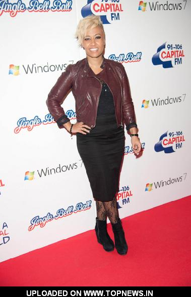 Emeli Sande at 2011 Jingle Bell Ball Concert - Day 2