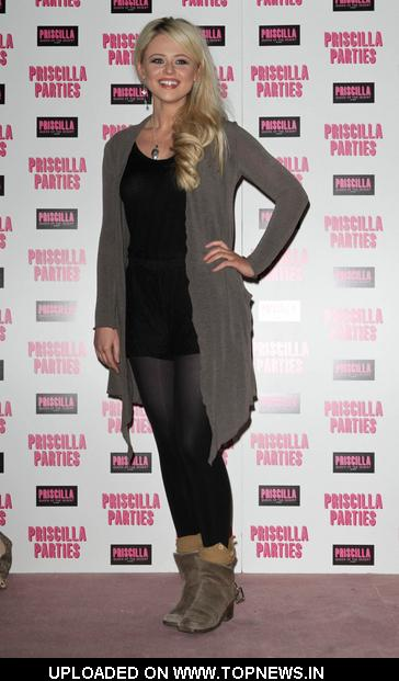 Emily Atack at Priscilla Parties Launch Party - Arrivals