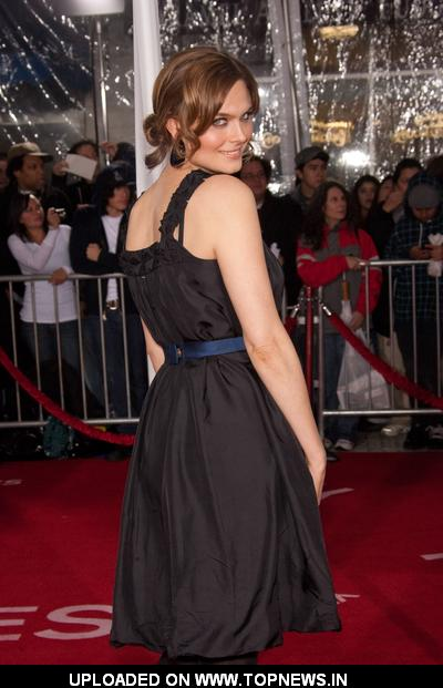 Emily Deschanel at