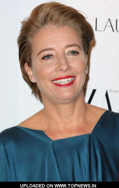 Emma Thompson at Harper's Bazaar Women of the Year Awards 2010 - Arrivals