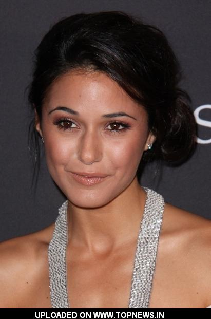 Emmanuelle Chriqui at 11th Annual Costume Designers Guild Awards - Arrivals
