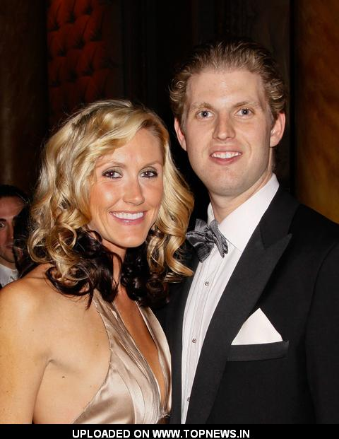 Eric Trump and Fiance at 2009 Chocolat au Vin Event Benefiting St ...