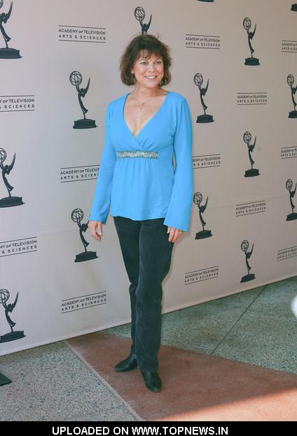 Erin Moran at Academy of Television Arts & Sciences Presents