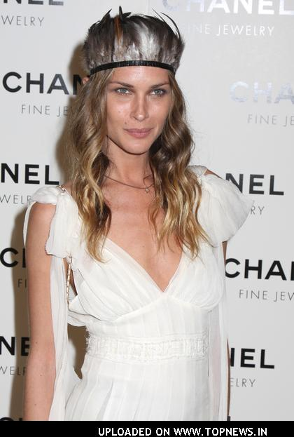 Tattoos. Erin Wasson at Chanel Fine Jewelry - Night of Diamonds - At the