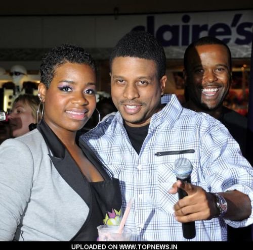 Fantasia Barrino And Geof Gill Jddn