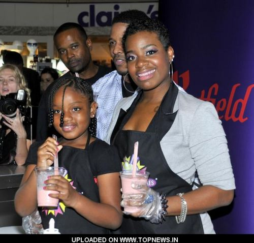 Fantasia Barrino Daughter Zion