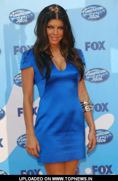 Fergie  at 2009 American Idol Finale - Arrivals