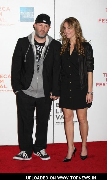 "Fred Durst at 7th Annual Tribeca Film Festival - ""Speed Racer"" Premiere - Arrivals"