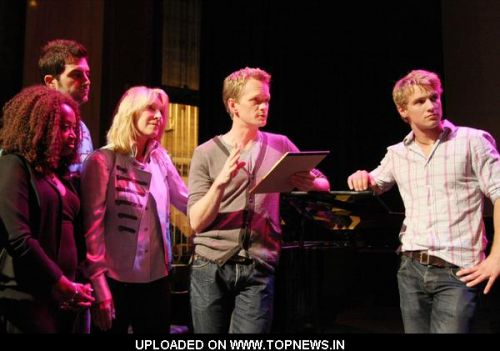 "Freddie Stroma at ""The Search for Cinderella"" Final Call Backs at El Portal Theater on October 5, 2010"