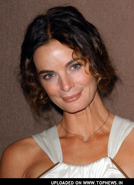 Gabrielle Anwar at 10th Annual Costume Designers Guild Awards - Arrivals