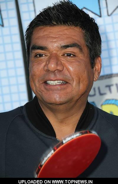 George Lopez at 2010 Paddlejam - Arrivals