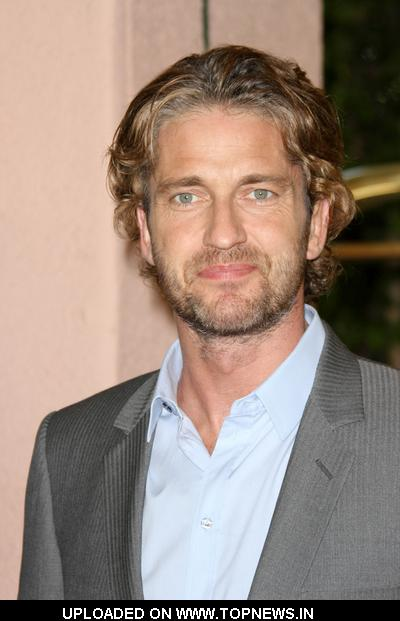 Gerard Butler at 2011 Hollywood Foreign Press Association Annual Installation Luncheon - Arrivals