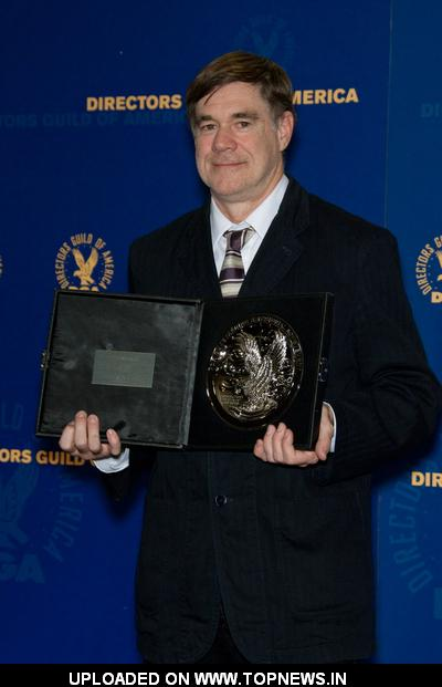 Gus Van Sant at 61st Annual DGA Awards - Press Room