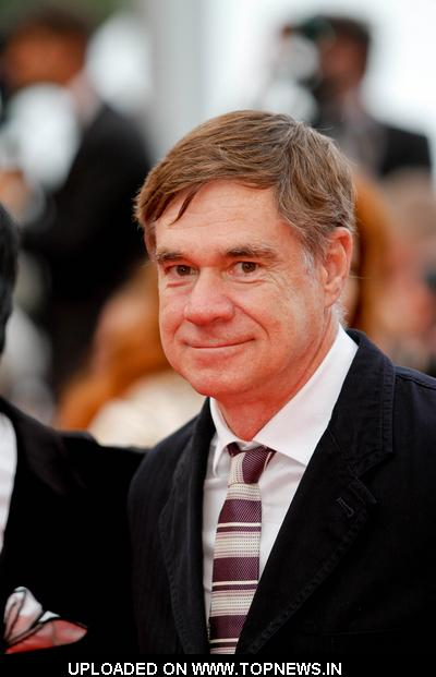 "Gus Van Sant at 64th Annual Cannes Film Festival - ""Sleeping Beauty"""