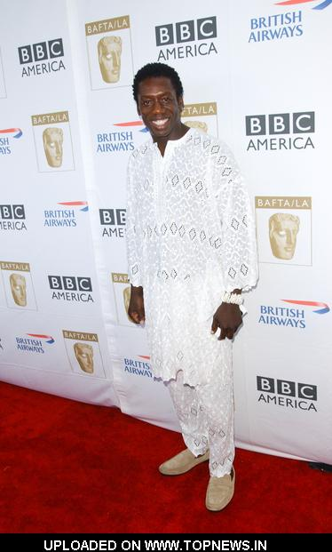 Hakeem Kae Kazim  at BAFTA's 7th Annual PreEMMY TV Tea Party - Arrivals