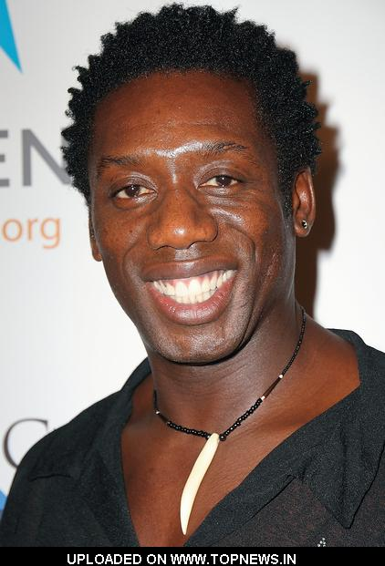 "Hakeem Kae-Kazim at 10th Anniversary Celebration of the Center for Nonviolent Education and Parenting ""The Echo Center""-Arrivals"