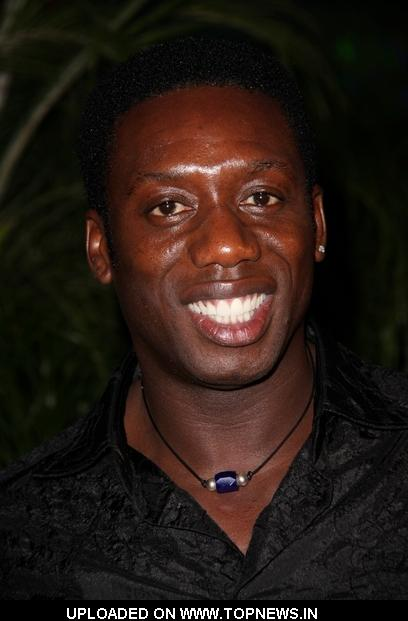 "Hakeem Kae-Kazim  at  ""Love N' Dancing"" - Los Angeles Premiere - Arrivals"