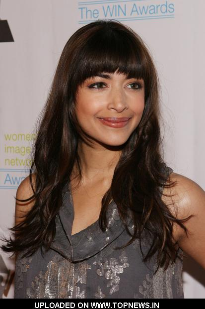 Hannah Simone  at Women's Image Network 2009 WIN Awards - Arrivals