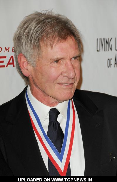 harrison ford contact information. Harrison Ford at 8th Annual