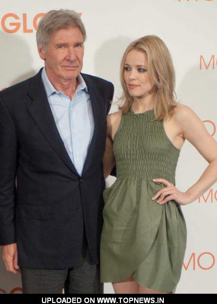 "Harrison Ford at ""Morning Glory"" Madrid Photocall"