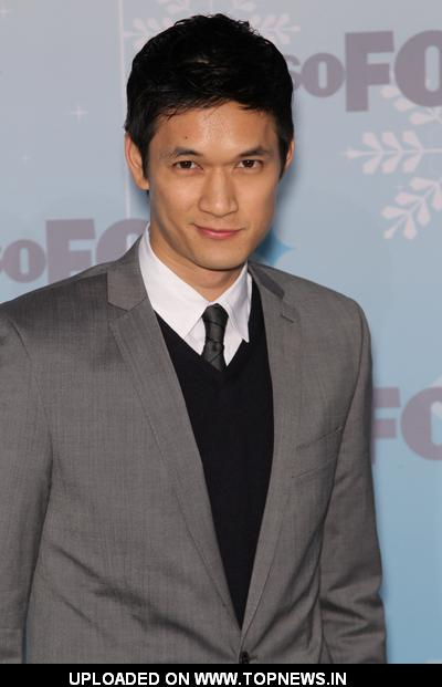 Harry Shum Jr. at 2011 Fox All-Star Party