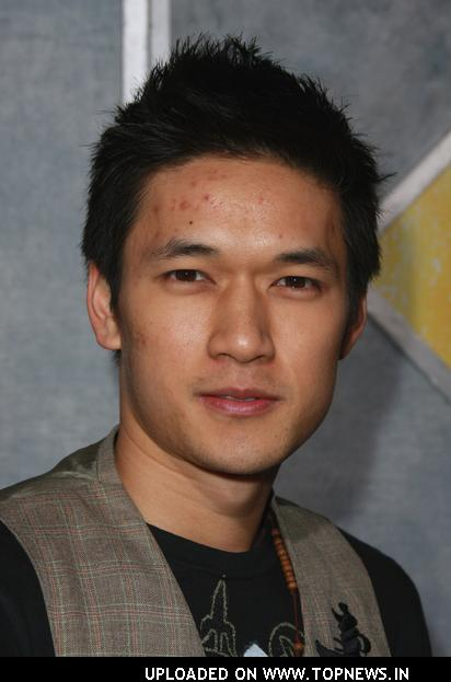 "Harry Shum Jr. at ""Step Up 2 - The Streets"" Hollywood Premiere -"