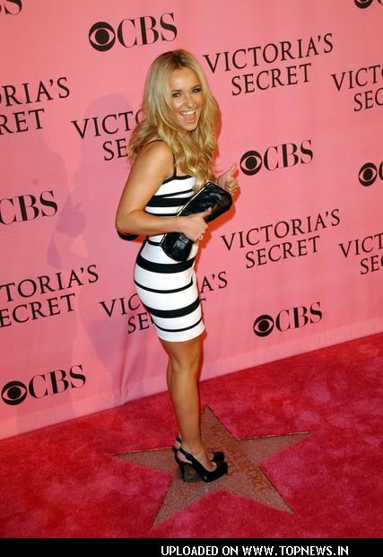 Hayden-Panettiere at 2007 Victoria's Secret Fashion Show