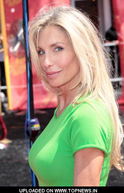 "Heather Thomas at ""Kung Fu Panda"" Los Angeles Premiere - Arrivals"