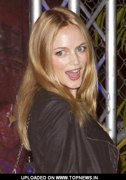"Heather Graham at Cirque du Soleil's ""OVO"" Opening Night - Arrivals"