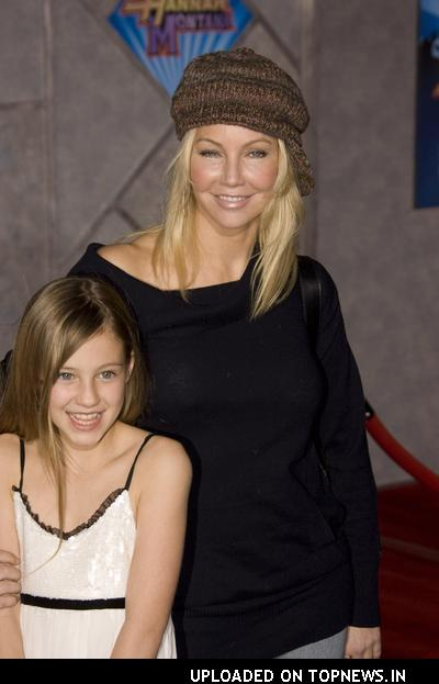 heather locklear 2008