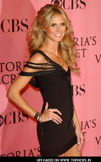 Heidi-Klum at 2007 Victoria's Secret Fashion Show