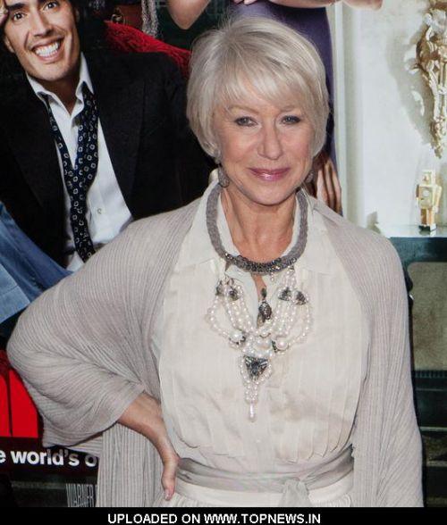 "Helen Mirren at ""Arthur"" New York City Premiere - Outside Arrivals"