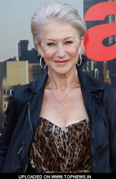 "Helen Mirren at ""Arthur"" European Premiere - Arrivals"