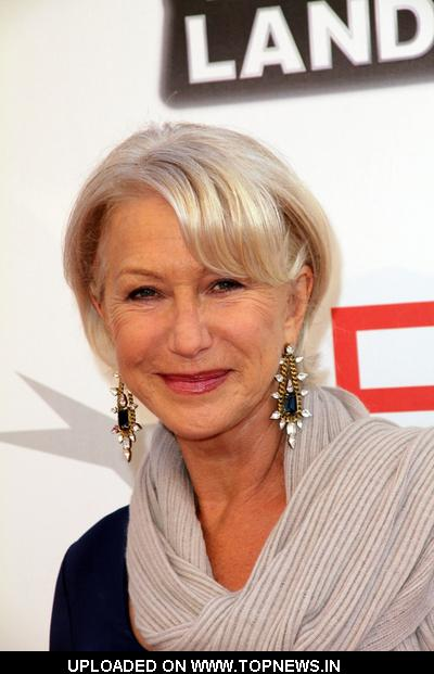 Helen Mirren at 39th Annual AFI Life Achievement Award Honoring Morgan Freeman - Arrivals
